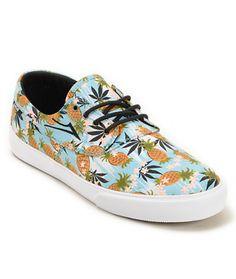 Lakai x FTC Camby Pineapple Express Skate Shoes!