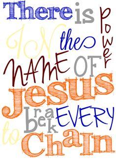 break every chain- jesus culture