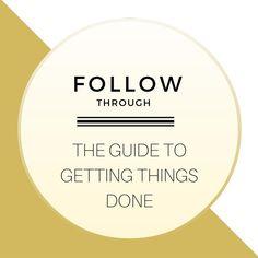 Follow through feature image