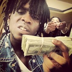 Chief Keef Arrested For Speeding (PHOTOS)
