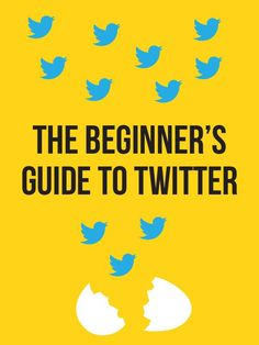 This great guide will help you get started with Twitter - or help you become a power user. #twittermarketing