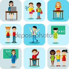 learning styles cartoon - Google Search