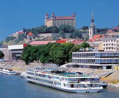 Bratislava, Slovakia - I've heard so much about how beautiful and cheap it is here. I sure hope we can make it there.