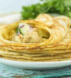 These Almond Flour Tortillas are super soft pliable wraps great for tacos, burritos, sandwich wraps and so much more. Almond Flour Tortilla Recipe, Recipes With Flour Tortillas, Keto Tortillas, Almond Flour Recipes, Gluten Free Baking, Gluten Free Recipes, Low Carb Recipes, Cooking Recipes, Low Calorie Tortilla