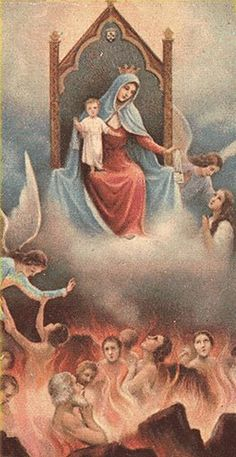 Eternal Father,  I offer Thee the Most Precious Blood of Thy Divine Son, Jesus,  in union with the Masses said throughout the world today,  for all the Holy Souls in Purgatory,  for sinners everywhere,  for sinners in the Universal Church,  those in my own home and within my family.  Amen.