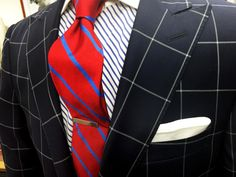 Wm. King Clothiers - Our Version of Casual Friday  It's time to dress up again.