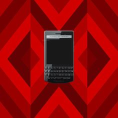 BlackBerry Porsche Design P'9983 Screen