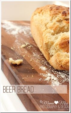 Beer Bread #food  #baking #recipe