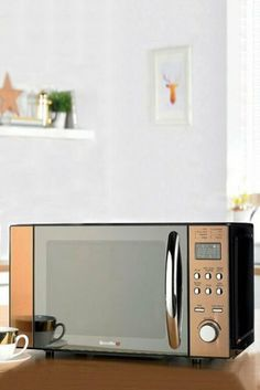 Breville Digital Mirror Front Microwave Grill Black for sale online Microwaves For Sale, Kitchen Dining, Kitchen Decor, Dining Room, Digital Mirror, Microwave Grill, Boat Decor, Essentials, Small Kitchen Appliances