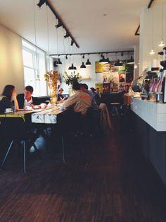 Coffee Company Amsterdam - Kittenhood