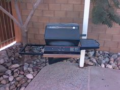Barbecue grill Made by ragomi