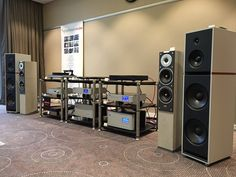 A picture from the last High End show in Denmark. A special thanks to our partner High-Performance Audio for the support and the great job during this 2017. #bassocontinuo #audiorack #madeinitaly #thebestornothing #wewillrackyou #audioshow #highperformanceaudio #devialet #goldenair #moon #audiovector #psaudio #clearaudio #denmark #copenaghen #partnership #luxury #design #hifi #aeon2 #carbonfiber #tailoring #vinyl #furniture