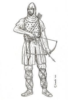 "Arquer Almogàver. Segles XII-XIV  "" Catalan mercenary in Byzantium """
