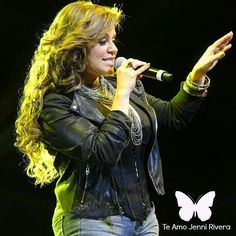 Jenni Rivera luv her hair!