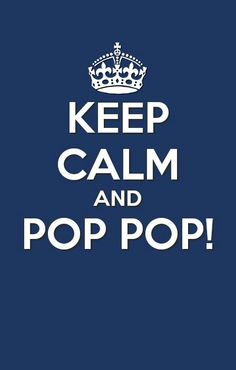 """Keep Calm and Pop Pop !!!! Magnitude from nbc Community - If you like it check out my others Keep Calm about Nbc Community on my boards """"Best TV Show Ever : Community"""", """"keep calm and pin it"""" or """"geek inside"""" Enjoy :) - #darkesttimeline #sixseasonsandamovie"""