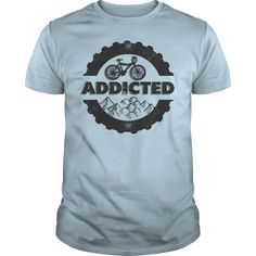 Bicycle Mountain Biking Addicted T-Shirt #gift #ideas #Popular #Everything #Videos #Shop #Animals #pets #Architecture #Art #Cars #motorcycles #Celebrities #DIY #crafts #Design #Education #Entertainment #Food #drink #Gardening #Geek #Hair #beauty #Health #fitness #History #Holidays #events #Home decor #Humor #Illustrations #posters #Kids #parenting #Men #Outdoors #Photography #Products #Quotes #Science #nature #Sports #Tattoos #Technology #Travel #Weddings #Women