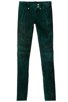 Updated: Every Single Piece From The Balmain x H&M Collab #refinery29  http://www.refinery29.com/2015/10/95805/balmain-hm-collaboration-lookbook#slide-21  Balmain x H&M Pants, $399, available at H&M....