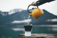 Mountain Coffee - null