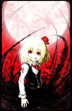 Rumia (Touhou 6 - Embodiment of Scarlet Devil)