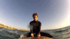BILLY UNGER surfing