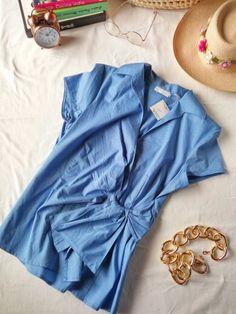 New York Company. T. S. Azul #Serenity. Strech. $500. COBC0002