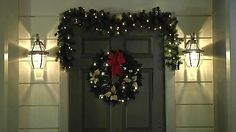 Brylane Home® has launched a festive new line of indoor and outdoor Christmas décor! Outdoor Christmas Decorations, Christmas Wreaths, Holiday Decor, Christmas Décor, Holiday Lights, Christmas Images, Garland, Homemade, Decorating