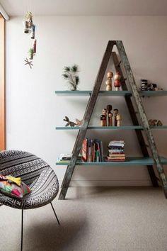 60 ideas DIY para fabricar muebles con artículos reciclados | Punto Urbano Gt
