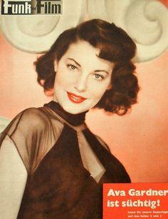 Ava Gardner, c.1947