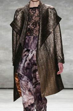 DAVID TLALE  FALL 2015 COLLECTION