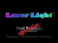 Laser Light gameplay (PC Game, 1994) - YouTube