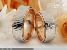 Goldwood – karikagyűrű pár