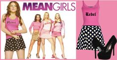 Meangirls :), created by ahpay12 on Polyvore