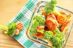 ESPECIARIAS: É Saudável Congelar Frutas, Verduras E Legumes ?
