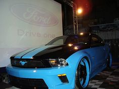 West Coast Customs Ford Mustang