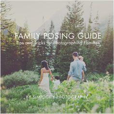 Family Posing Guide