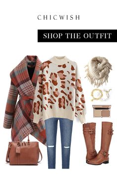Stylish Winter Outfits, Cool Outfits, Casual Outfits, Fashion Outfits, Diva Fashion, Womens Fashion, Date Outfits, Cropped Sweater, Autumn Winter Fashion
