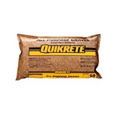 QUIKRETE High Strength Concrete Mix at Lowe's. Properly graded sand and gravel blended with portland cement for use as in general concrete applications. Use for: sidewalks, driveways, setting posts, Diy Deck, Diy Patio, Backyard Patio, Backyard Landscaping, Steel Fire Pit Ring, Decks, Deck Maintenance, Concrete Pavers, Concrete Edger