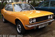 1974 FIAT 128 Sport Coupé SL, Auto Italia, Brooklands