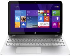 """Christmas 2015 gift from my hubby!!  I LOVE it.  HP - ENVY 17.3"""" Touch-Screen Laptop - Intel Core i7 - 12GB Memory - 1TB Hard Drive - Natural Silver - M7-k211dx - Best Buy"""