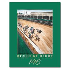 Classic Pins 2020 Kentucky Derby 146 Jockey Silks Pin