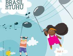 Imagem da capa do CD Brasil de Tuhu