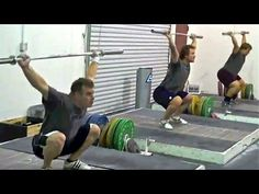 """Over at California Strength Glenn Pendlay has a very nice 3 Part """"How to Snatch Series"""" with Jon North, Caleb Ward, Donny Shankle as demonstrators."""