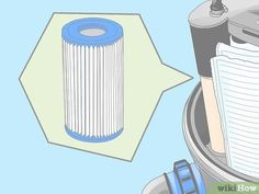 How to Clean a Cartridge Type Swimming Pool Filter. Swimming pools can be a lot of fun, especially when the weather is warm. However, pools with filters do require some maintenance. For those who want a pool but also want to save some. Swimming Pool Enclosures, Swimming Pool Decks, Above Ground Swimming Pools, My Pool, In Ground Pools, Cleaning Above Ground Pool, Coleman Pool, Swimming Pool Accessories, Inside Pool