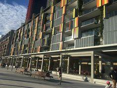 Apartment block - Sydney
