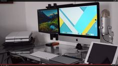 Desk Tour de mi Canal 2015 update (gaming SetUp)