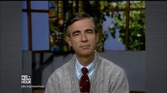 "In our NewsHour Shares moment of the day, in the aftermath of the terror attack in Manchester, writer Anthony Breznican took to Twitter to recount how the late television icon Fred Rogers of ""Mister Rogers' Neighborhood"" comforted him during a difficult period in his own life."