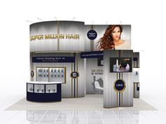 Cosmetic Exhibition Stand Design : Best exhibition stand cosmetic images expo stand exhibit