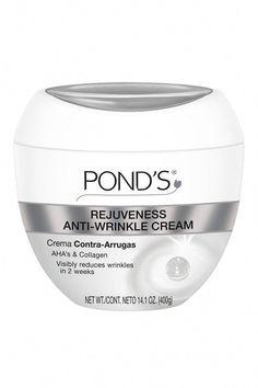 6 Best Drugstore Anti-Aging Wrinkle Creams - How to Get Rid of Fine Lines and Wrinkles 2018 #AntiAgingSkinCareTips #HowToMakeFaceScrub #SkinCream