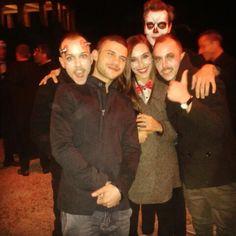 My friend #halloween #2014 #night #photo #horror #party