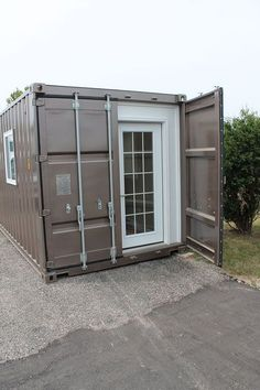 Shipping Container Homes in Florida Find Shipping Container Homes, 20 ft container, 40 ft container, ISBU . 20ft Container, Storage Container Homes, Cargo Container, Shipping Container Storage, Container Home Designs, Shipping Container Buildings, Shipping Container House Plans, Shipping Containers, Shipping Container Conversions